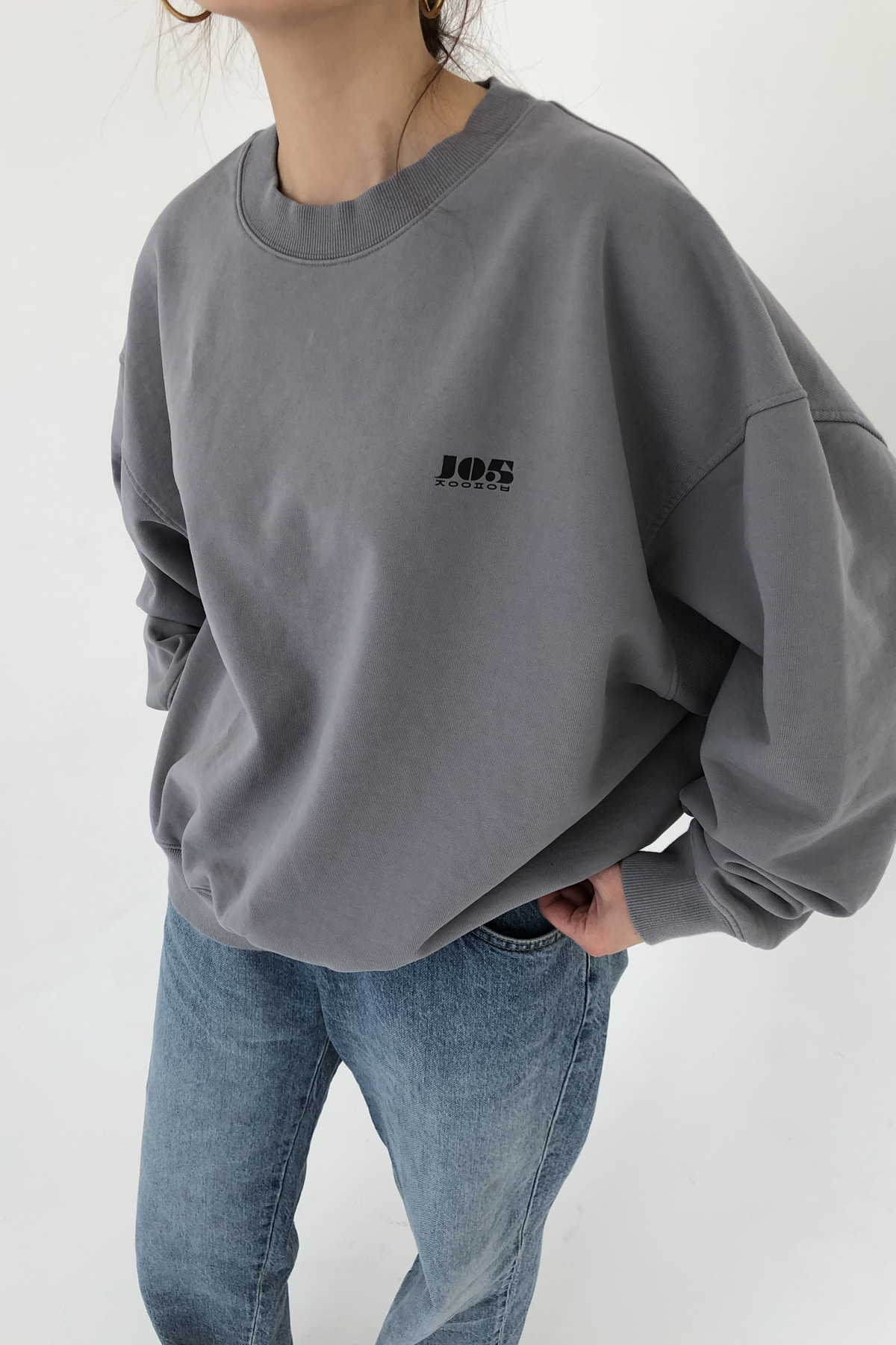 20% MID SEASON SALE [19SS] BOY MTM _ GREY