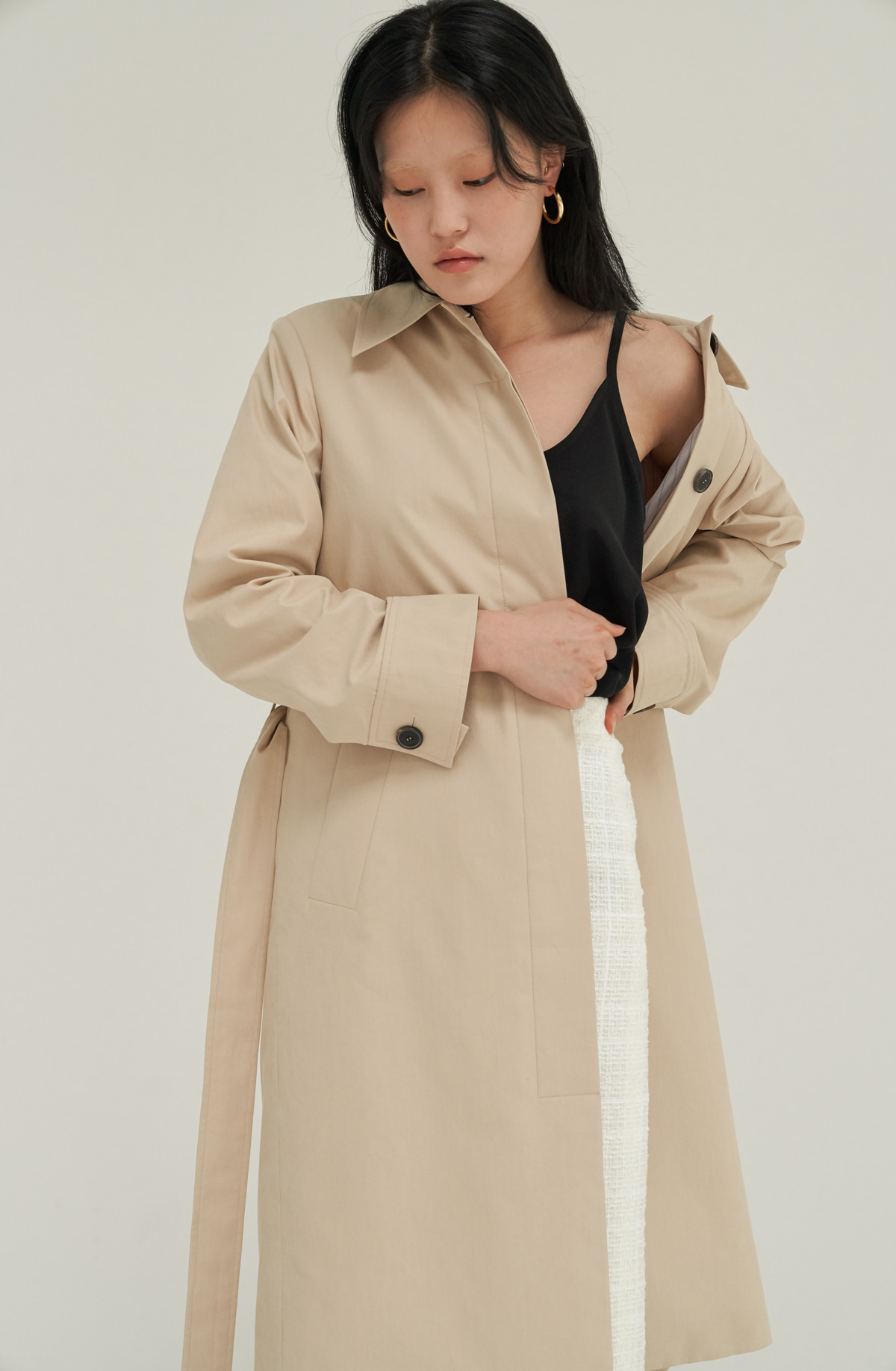 BOY TRENCH COAT
