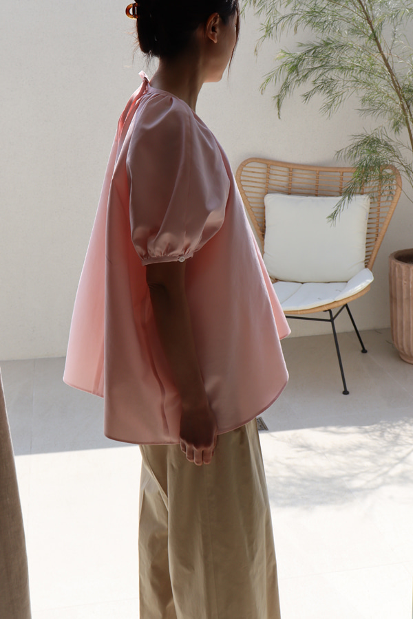 [21SS] HEART TOP _ PALE PINK